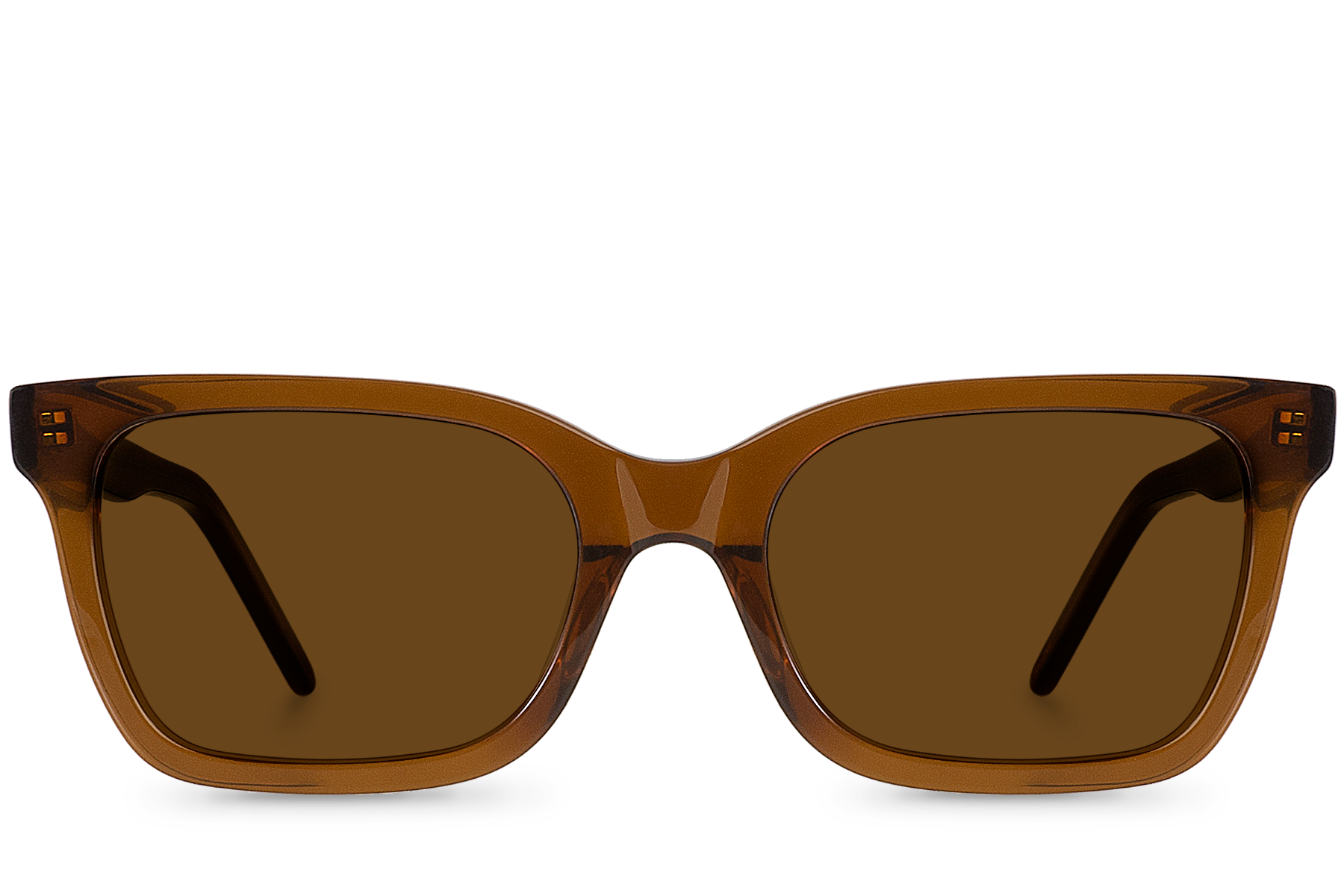alicante brown front view