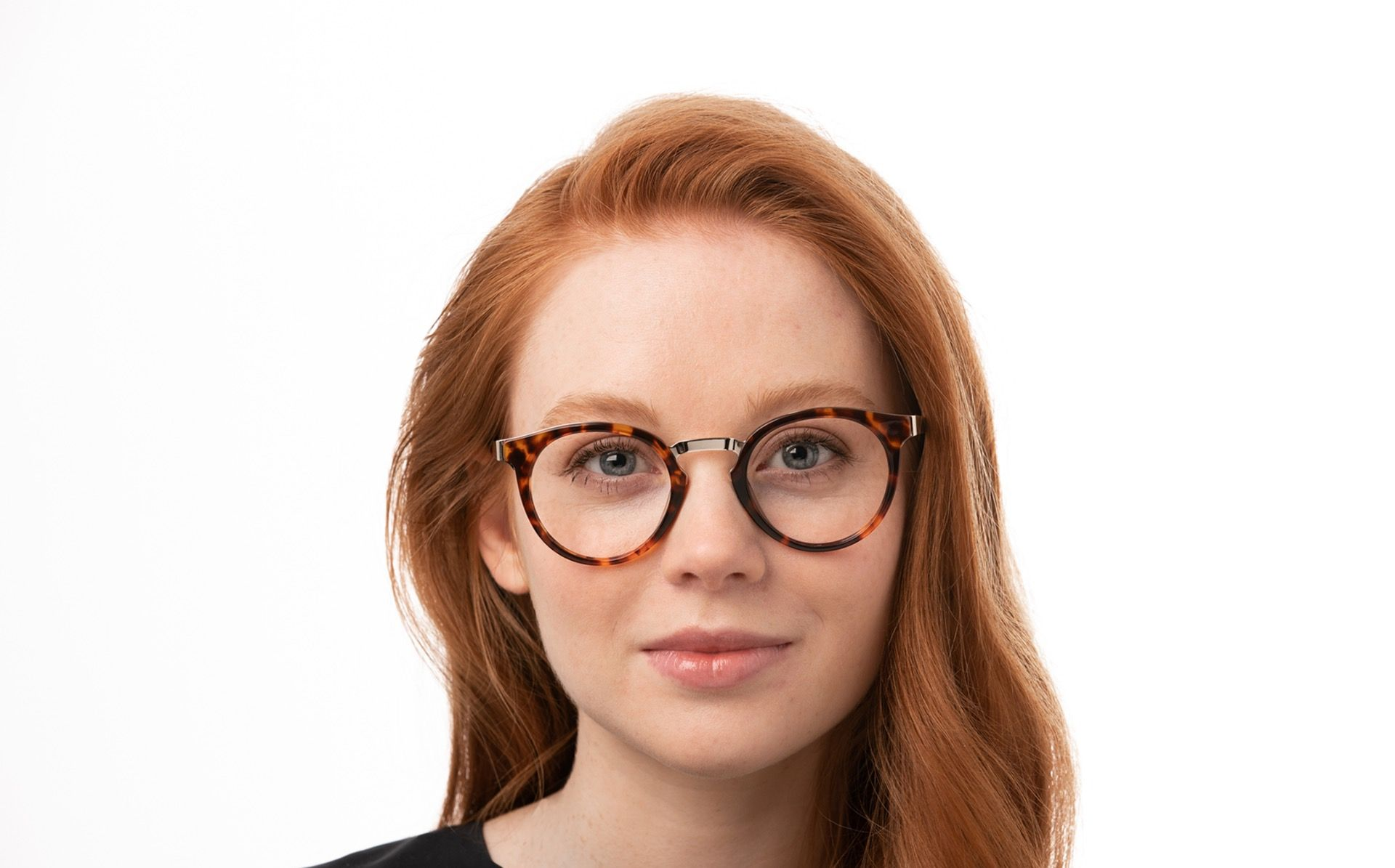 arden polette glasses model view 02
