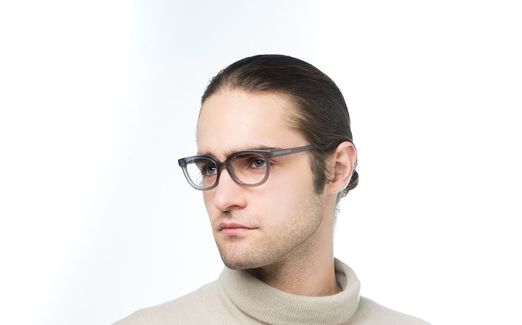 augustin grey polette glasses model view 04