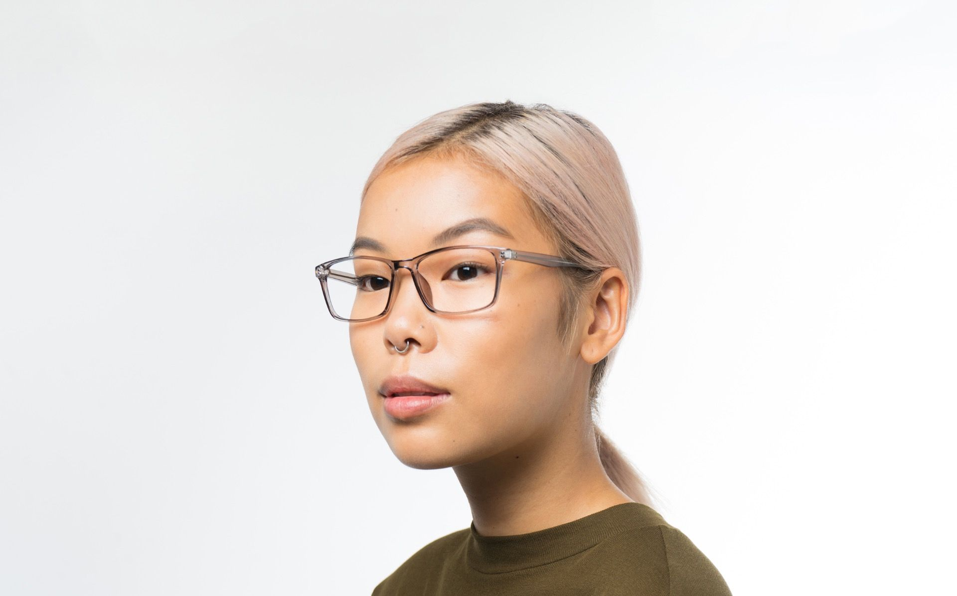 dexter grey polette glasses model view 01 crop