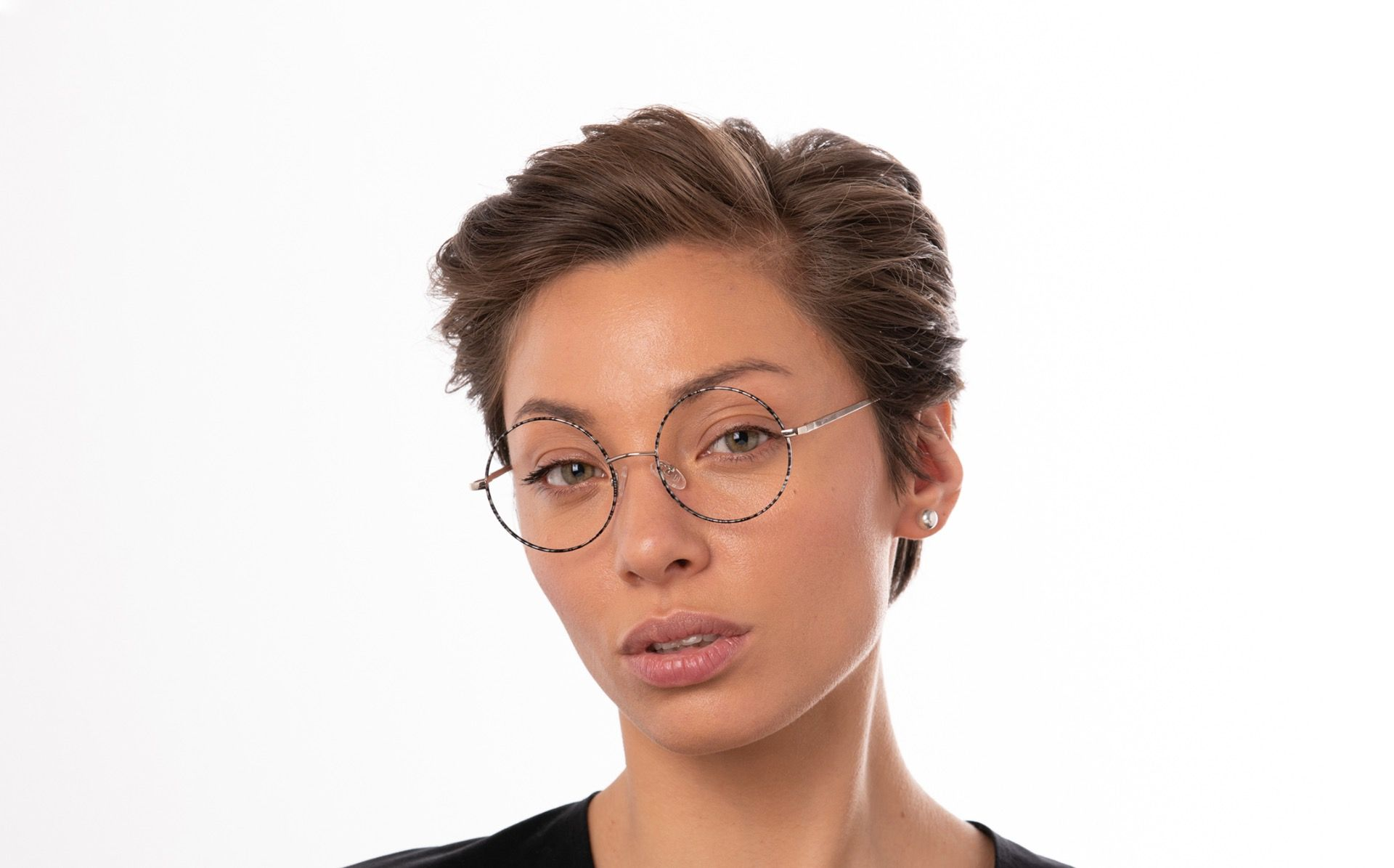 dustin bi polette glasses model view 01