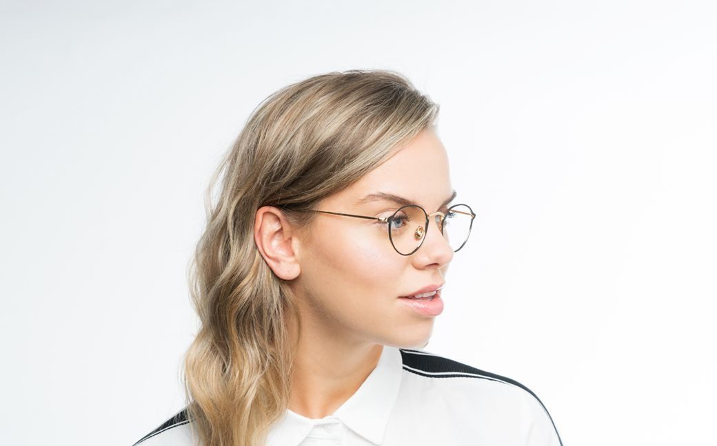 jordan polette glasses model view 02