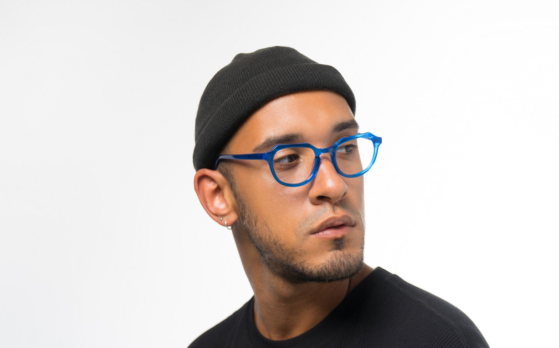justice blue polette glasses model view 03 crop