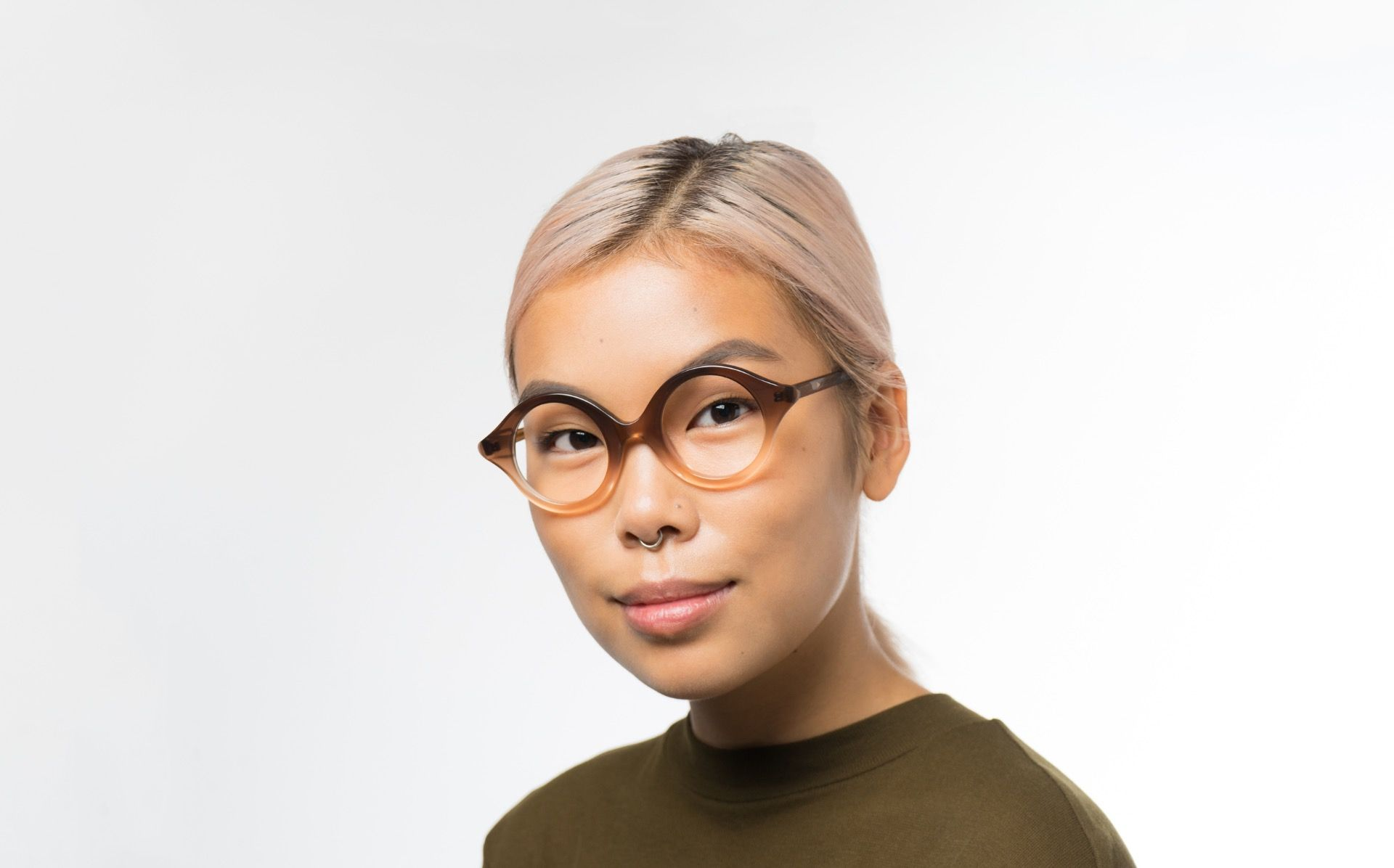 kiko polette glasses model view 01 crop
