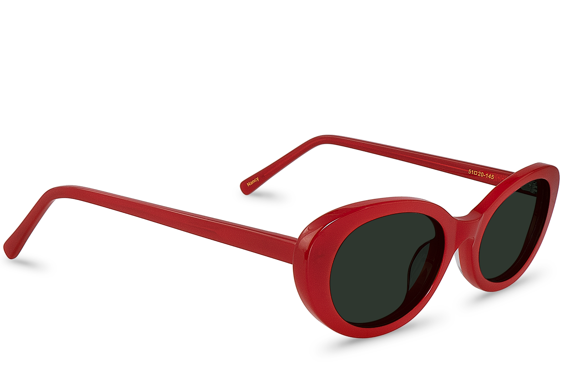 Nancy Rouge Ovale sunglasses