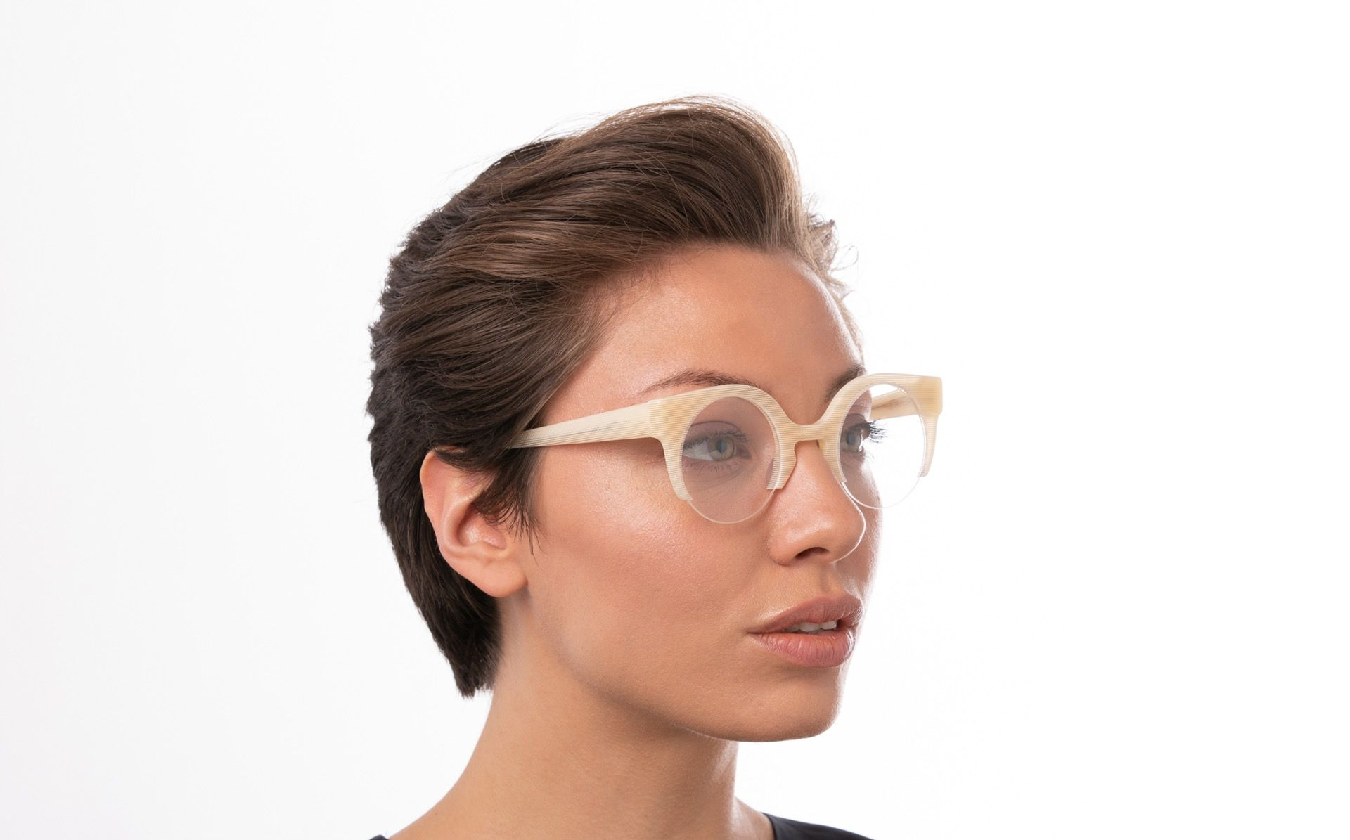nurmi view yellow polette glasses model view 01