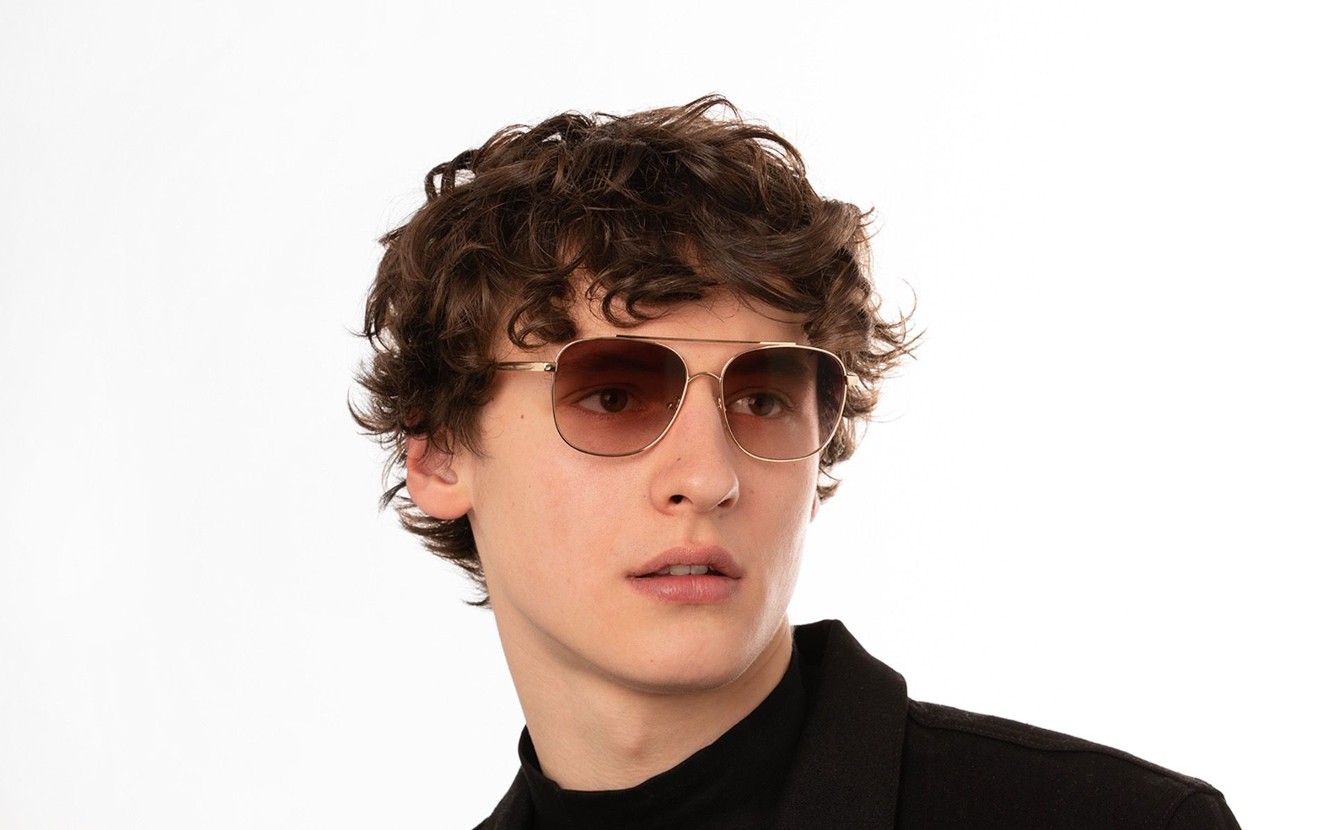sergio polette glasses model view 04