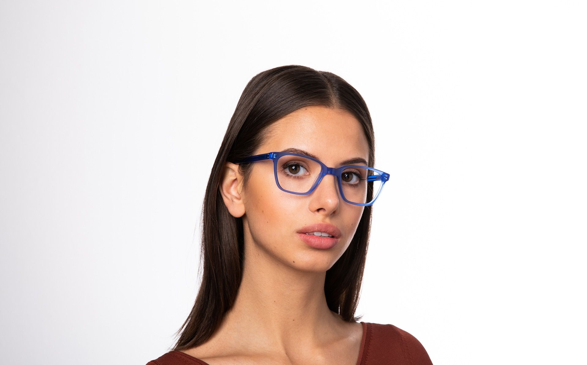 stream blue polette glasses model view 01