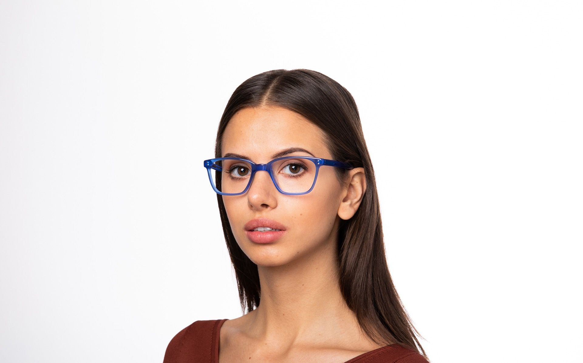 stream blue polette glasses model view 02