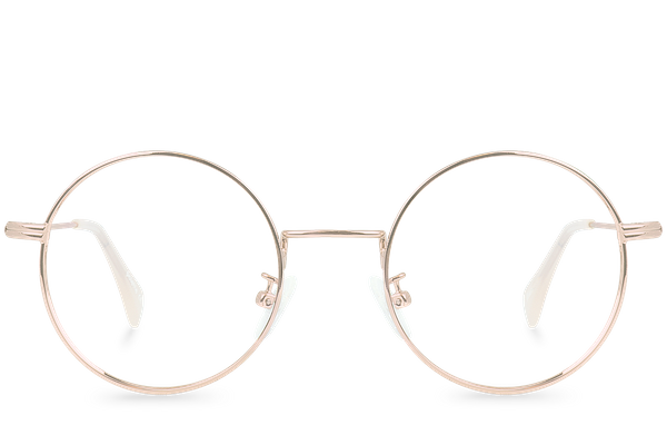 bell polette glasses front view