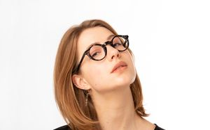 ando black polette glasses model view 01 1