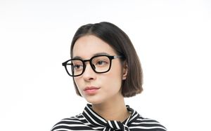 daniel black polette glasses model view 01