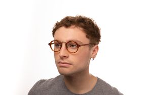 florijn polette glasses model view 4