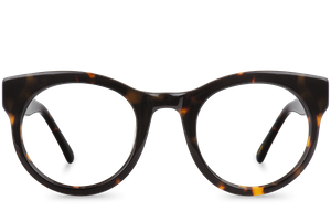 gladys polette glasses front view