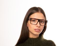 iron brown polette glasses model view 02 1