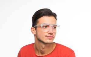 maze view clear polette glasses model view 03