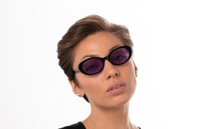 nancy black polette glasses model view 02