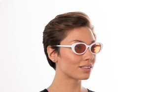 nancy white polette glasses model view 02