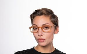 riegel brown polette glasses model view 01 1 1
