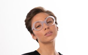 wonka view white polette glasses model view 02