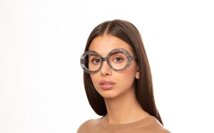 woody polette glasses model view 01