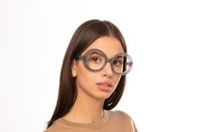 woody polette glasses model view 02