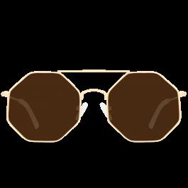 cbc75ca8d8 Jackpot Aviateur lunettes de soleil | polette