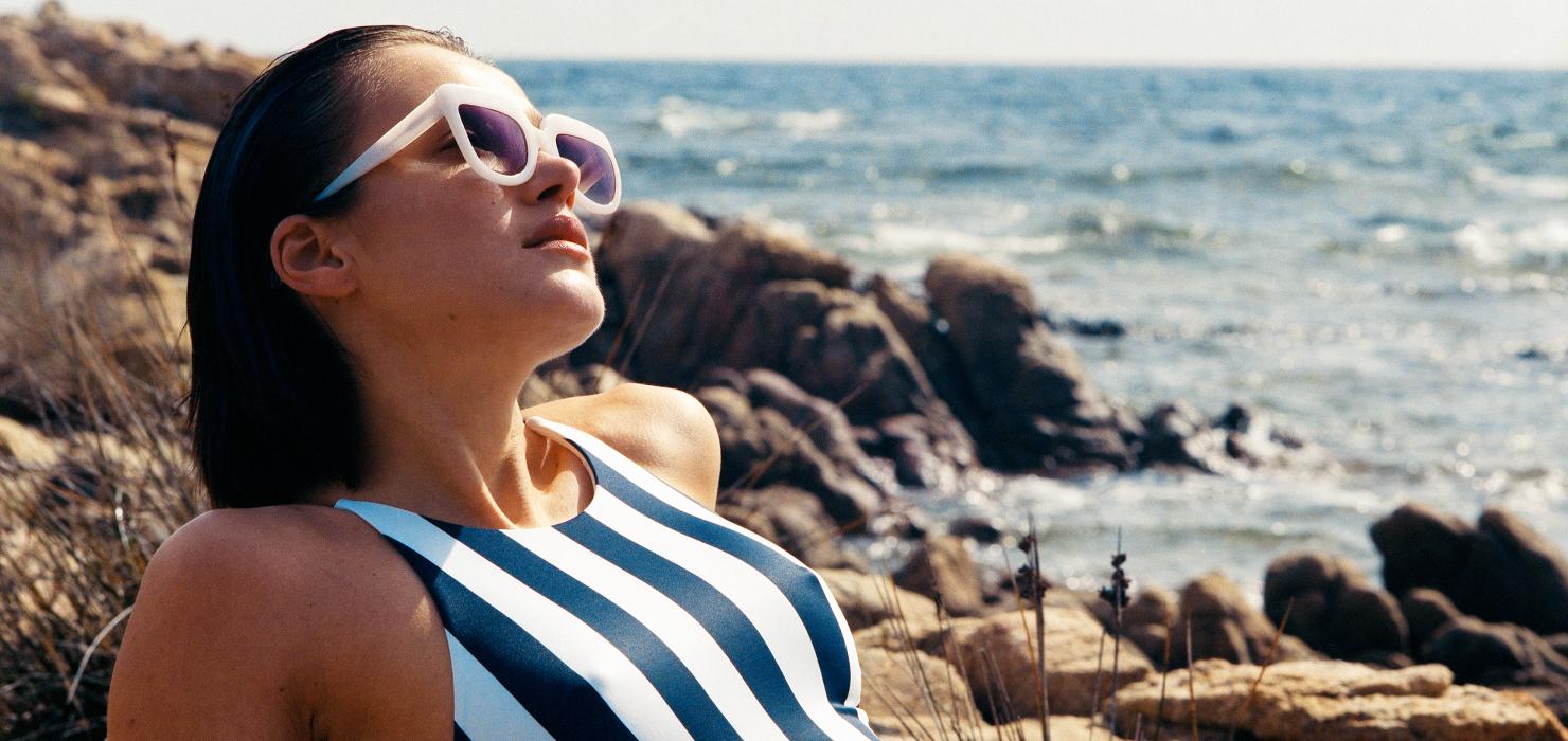 Dolce far niente: sunglasses collection.