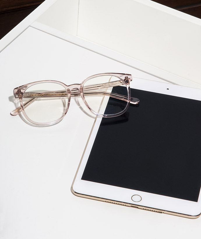 glasses protecting your eyes from computer screens